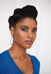 corporate natural hairstyles