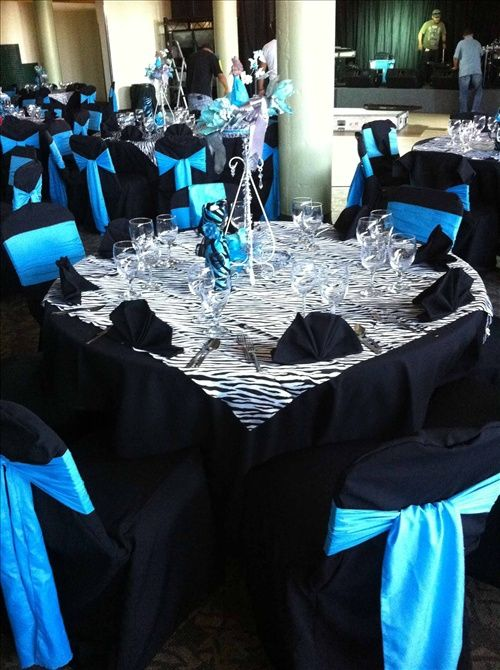 chair covers oriental trading cover hire renfrewshire 25+ best ideas about blue wedding receptions on pinterest   themes, marriage ...
