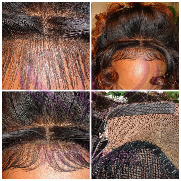 How To Conceal Your Closure Edges Custom Lace Front