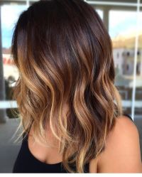 Best 20+ Highlights For Dark Hair ideas on Pinterest