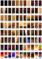 's wig hair color chart 2