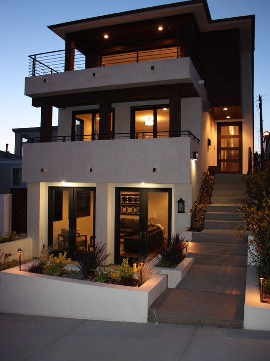 25 Best Ideas About Modern Contemporary Homes On Pinterest