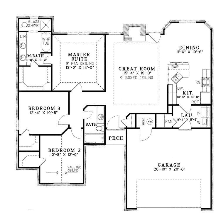 Dream Home Plans ~ http://modtopiastudio.com/how-to-create