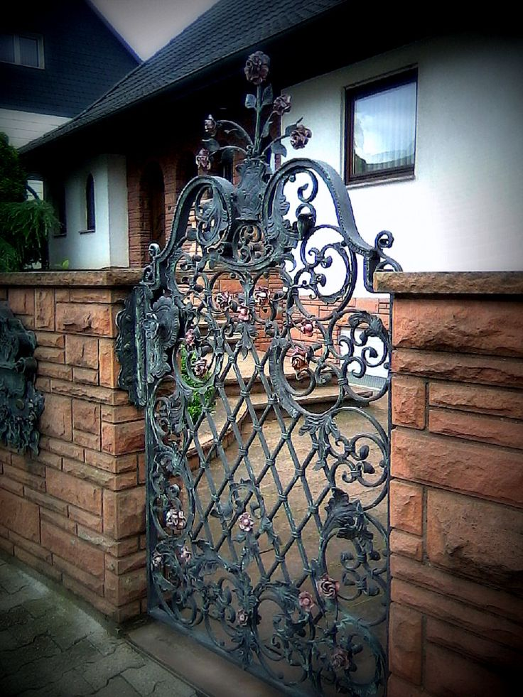 17 Best images about Beautiful Iron Work Designs for Homes on Pinterest  Copper Iron gates and