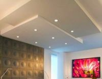 LED false ceiling lights for living room, LED strip ...