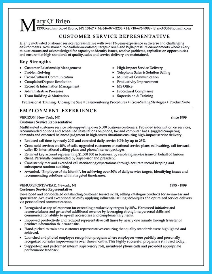 List any additional training you've received, like employer training in loss prevention, conflict resolution, or customer service. Call Center Agent Job Description For Resume