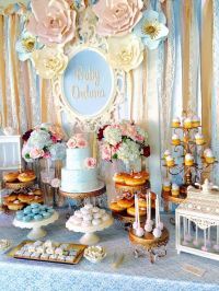 17 Best ideas about Vintage Baby Showers on Pinterest