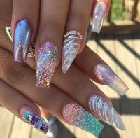 25+ best ideas about Bling nails on Pinterest | Nail ...