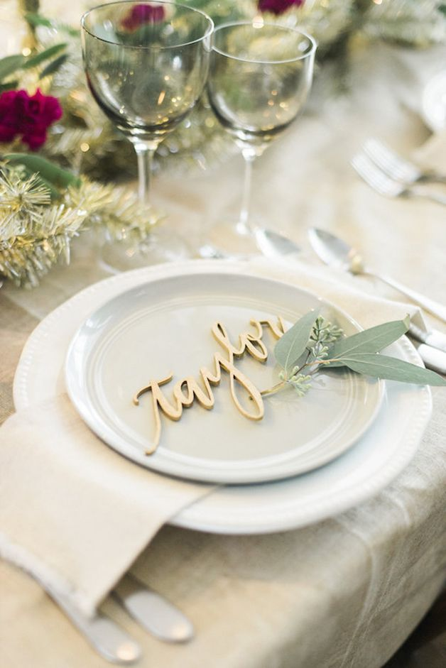 17 Best ideas about Wedding Name Cards on Pinterest