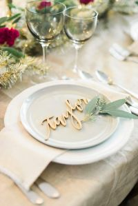 17 Best ideas about Wedding Name Cards on Pinterest ...