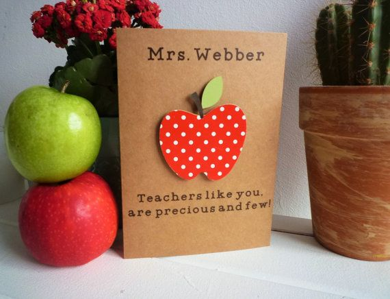 Best 20 Teacher Thank You Cards Ideas On Pinterest