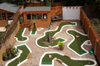 Backyard Mini Golf Layout (by Urban Crazy) | DIY Backyard ...