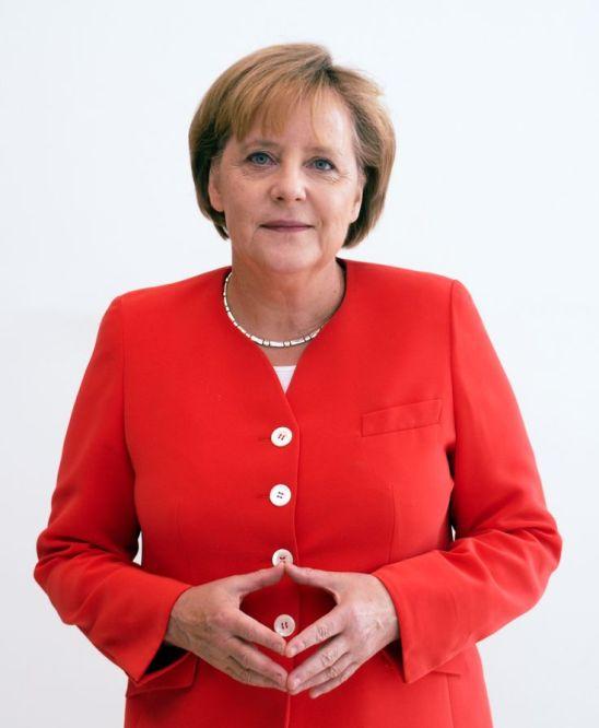 Angela Dorothea Merkel is A German Biography