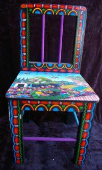 Best 20+ Hand painted stools ideas on Pinterest | Painted ...