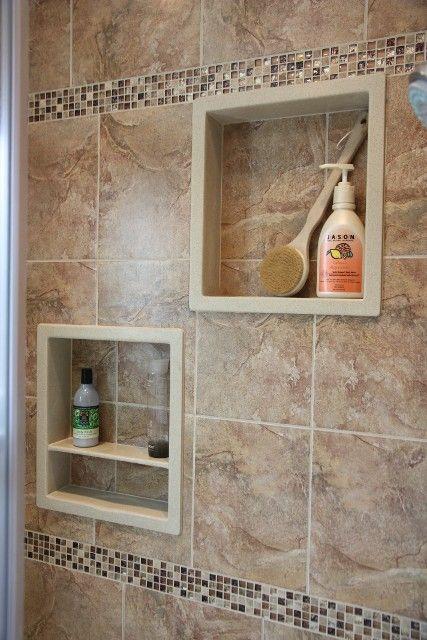 17 Best ideas about Shower Niche on Pinterest