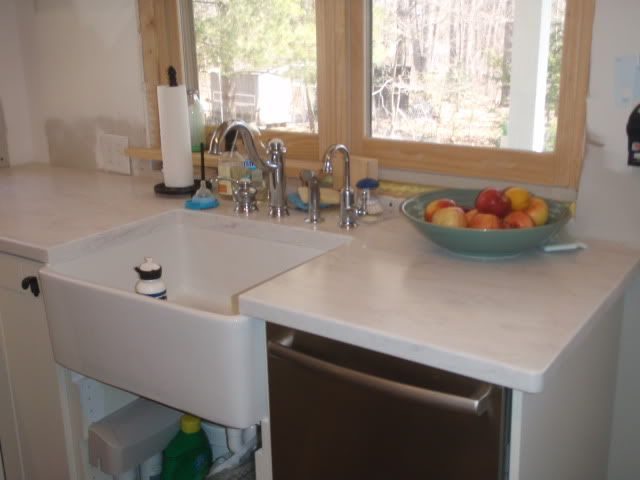 Corian Rain Cloud Countertops Looks Like Marble Kitchen Pinterest Stains In Search Of