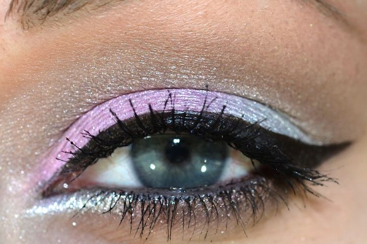 Urban Decay Vice 2 Palette Eye Look