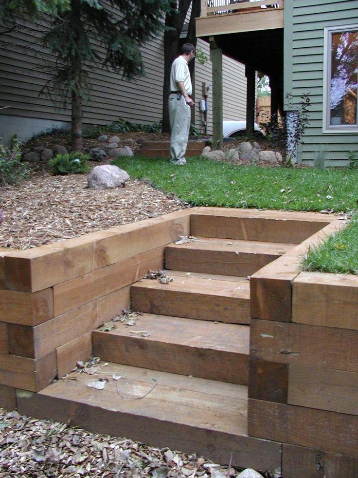 The 25 Best Garden Stairs Ideas On Pinterest Garden Steps