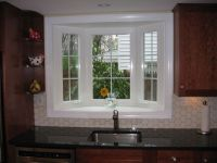 kitchen sink bay window | kitchen window | Pinterest ...