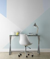 Best 25+ Geometric Wall ideas only on Pinterest ...