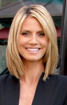 Medium Hairstyles For Women Over 40 2015 Shoulder Length