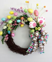 17+ best ideas about Easter Wreaths on Pinterest | Spring ...