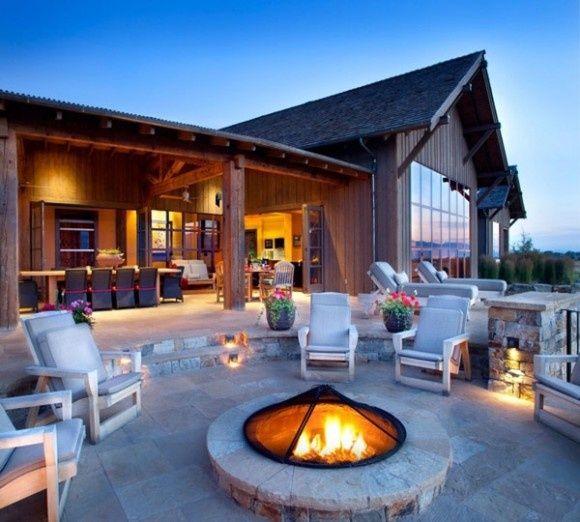 35 best images about casas Rusticas on Pinterest  Sweet home Chalets and Cabin