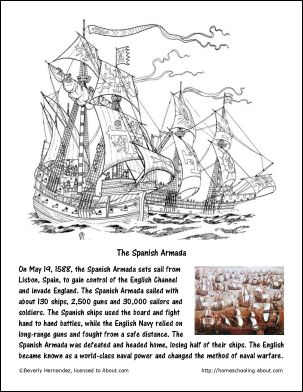10 Best images about The Spanish Armada on Pinterest