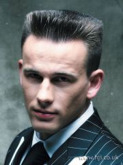 1950s hairstyles men crewcut