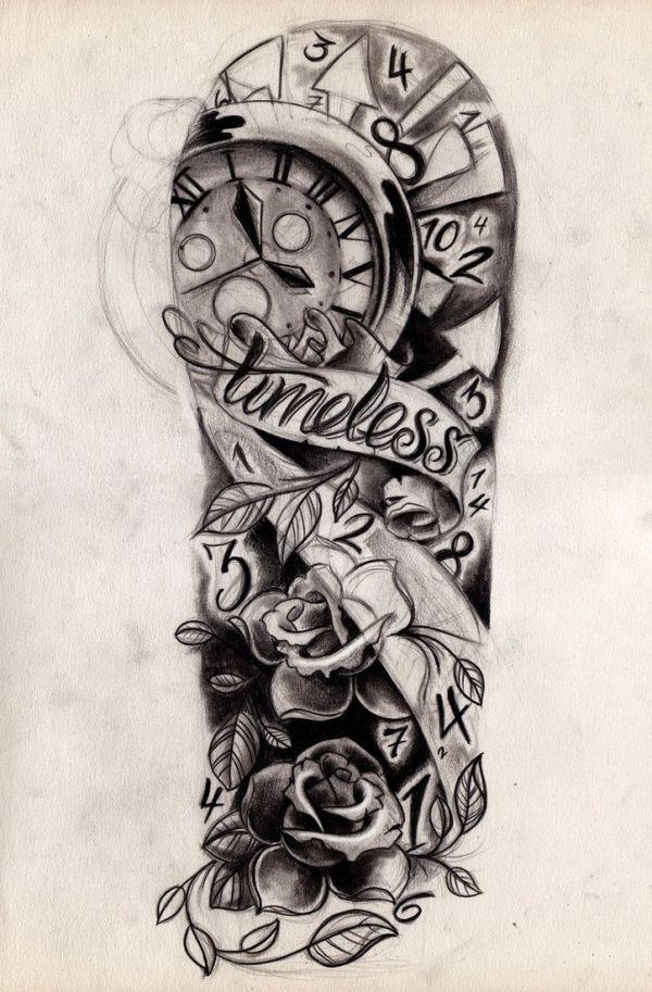 left arm sleeve tattoo ideas