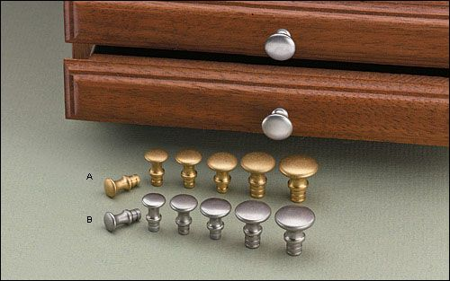 Jewelry Box Knob Lee Valley Small Turned Knobs Hardware