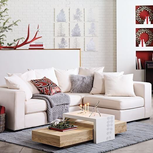 25 best ideas about Small Sectional Sofa on Pinterest  Couches for small spaces Small