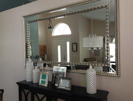 Homegoods mirror vases  frames  Home Decor  Pinterest