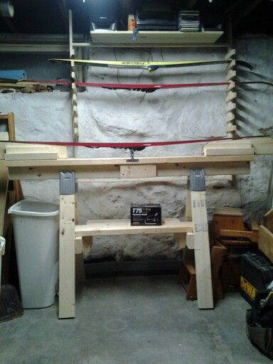 17 Best Images About Ski Waxing Bench On Pinterest Bikes