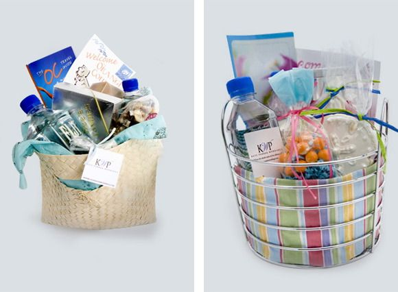 Out Of Town Guest Gift Baskets