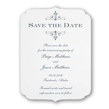 1000+ images about Anniversary Invitations on Pinterest