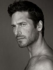 gorgeous man over 40. handsome