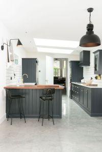 17 Best ideas about Grey Kitchens on Pinterest | Grey ...