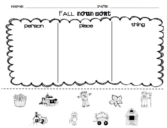Printable Kindergarten Worksheets For Teachers