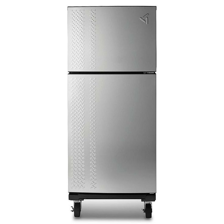 used commercial kitchen equipment how to build outdoor diamond plated refrigerator with wheels for the shop ...
