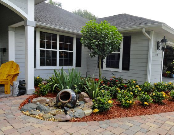 25 Best Ideas About Curb Appeal Landscaping On Pinterest