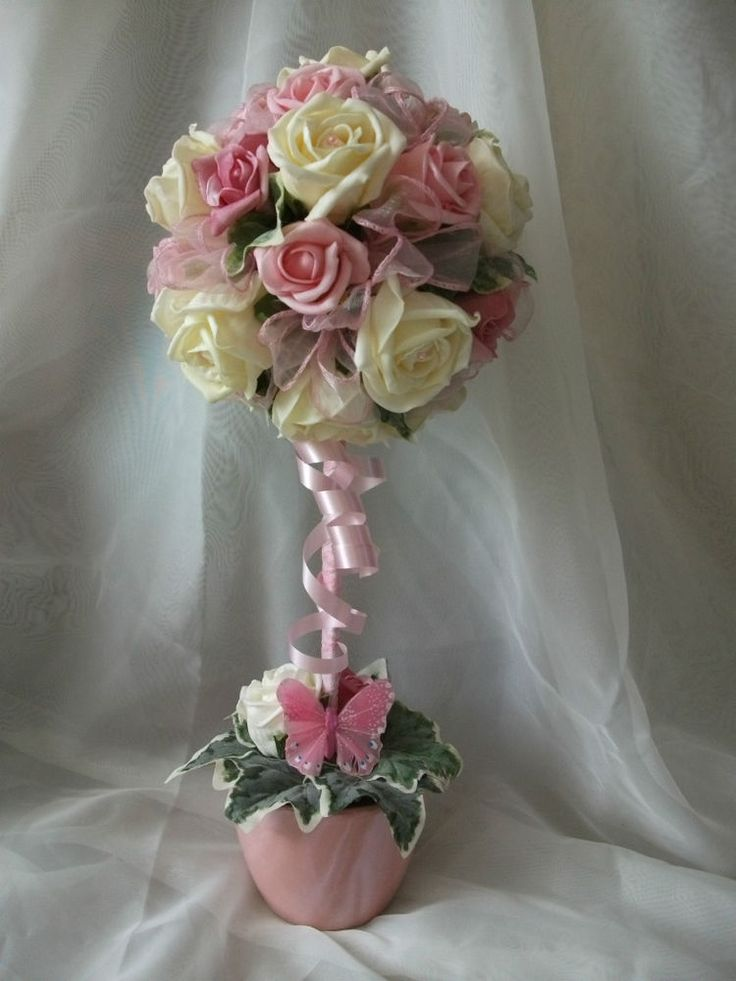 paper flower table centerpieces