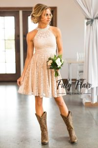 25+ best ideas about Western bridesmaid dresses on ...
