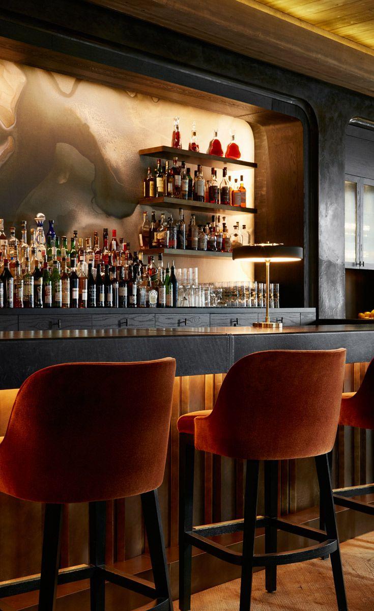 Best 25 Bar interior design ideas on Pinterest  Bar interior Restaurant design and Restaurant