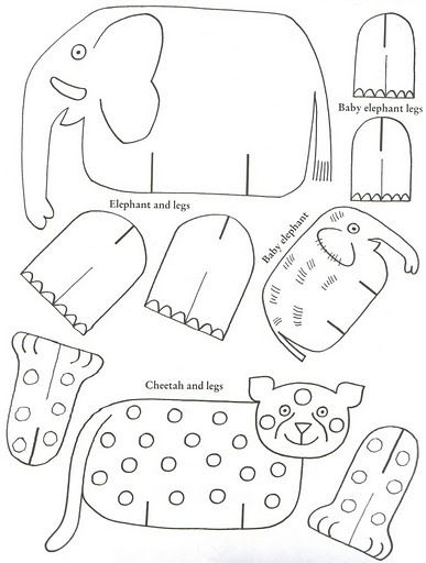 1000+ ideas about Elephant Template on Pinterest