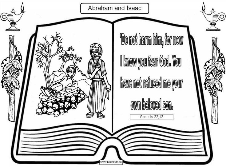 17 Best images about Bible Coloring (Old Testament) on