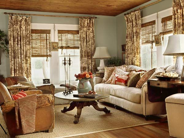1000+ Images About Cottage Living Rooms On Pinterest