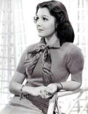 ann rutherford - cute outfit. #vintage
