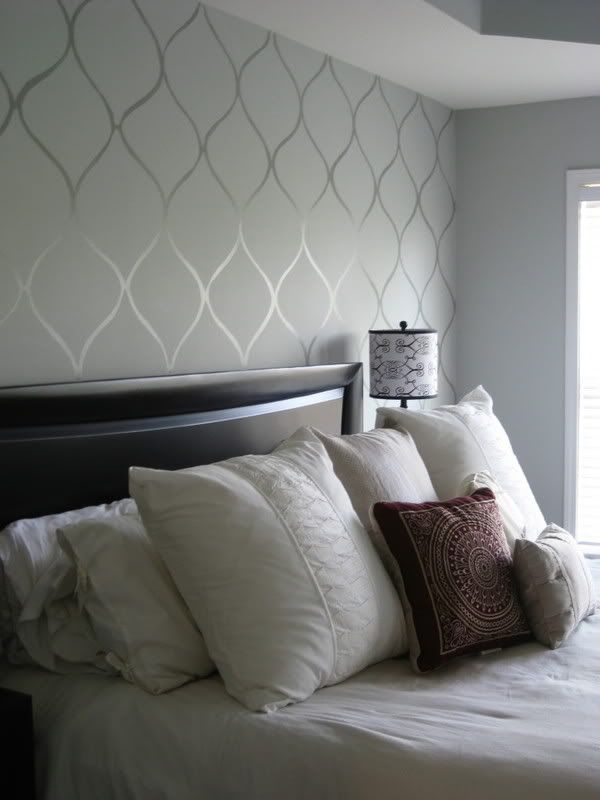 10 Lovely Accent Wall Bedroom Design Ideas