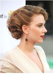 5 latest updo hairstyles